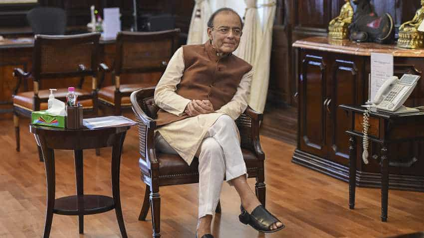 Arun Jaitley says growth should not suffer due to credit crunch