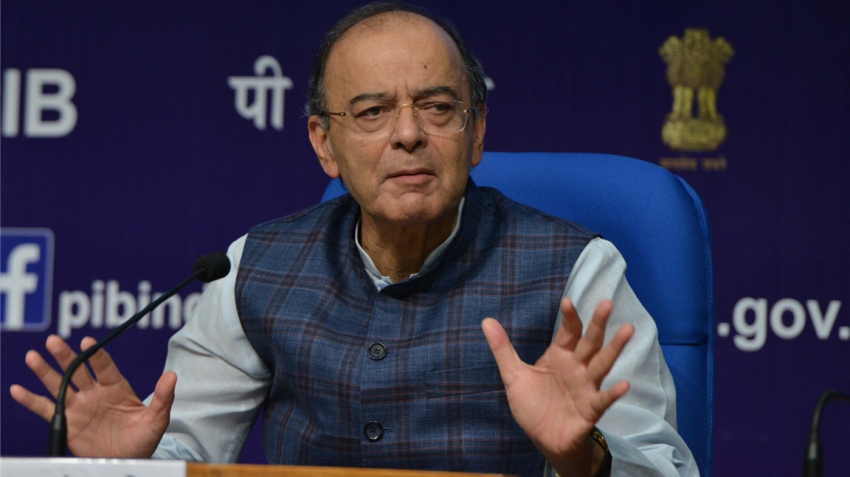 Note-ban highly ethical move, not merely political: Arun Jaitley