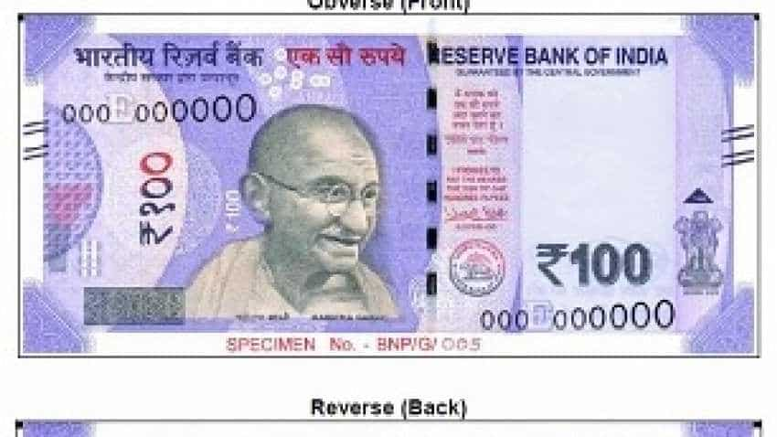 Got new Rs 100 note? These features will reveal if it is fake or not