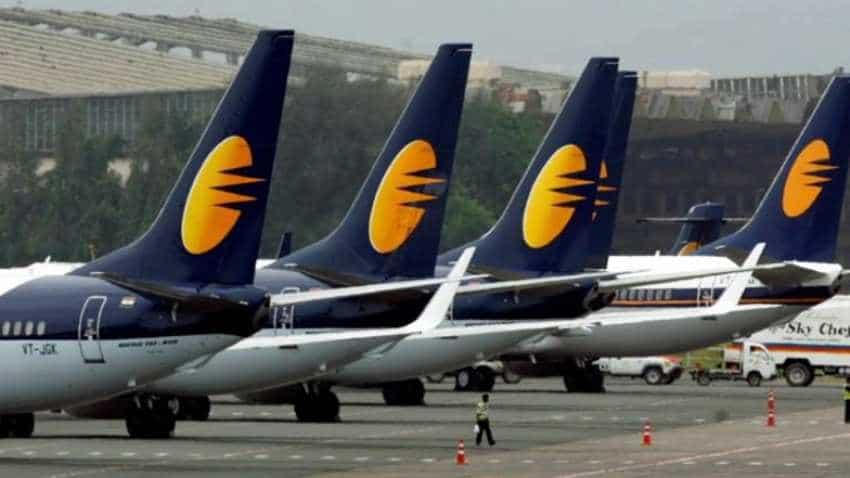 Jet Airways cancels 10 flights from Mumbai airport, source blames pilots shortage