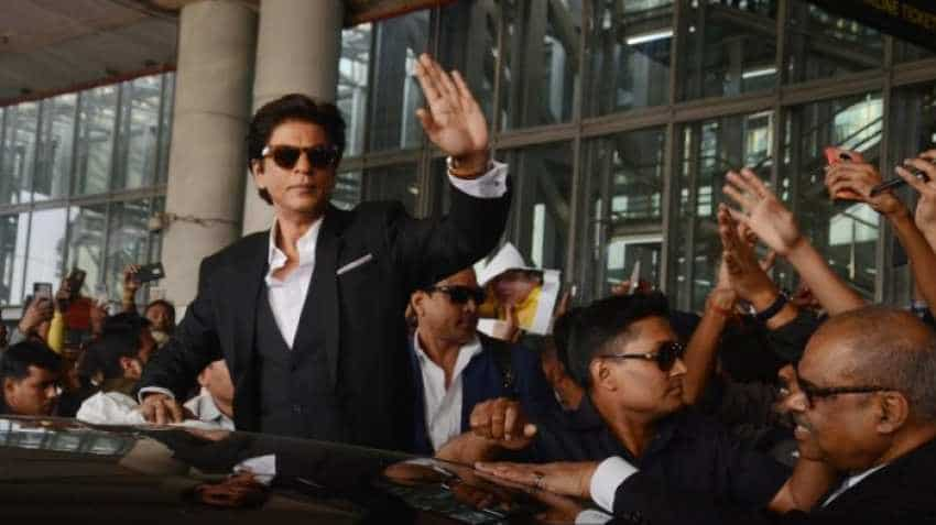 Shah Rukh Khan showers love on Air India, 'unofficial' appointment made!
