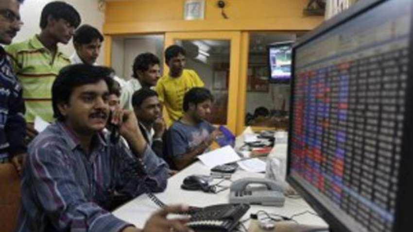 Sensex up 240 points over RBI Board meet
