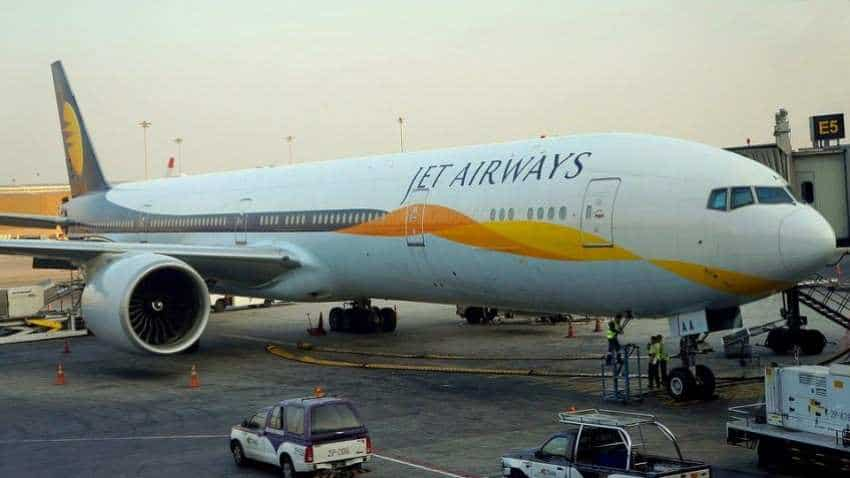 Jet Airways falls as Tata Sons tamps down deal speculation