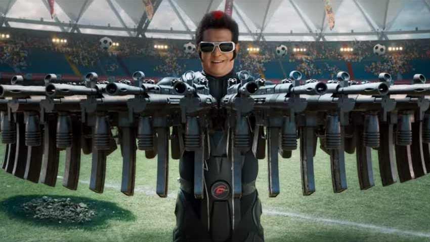 2.0 box office collection prediction day 1: Akshay Kumar, Rajinikanth starrer to birth 'Tsunami', may earn Rs 100 cr!