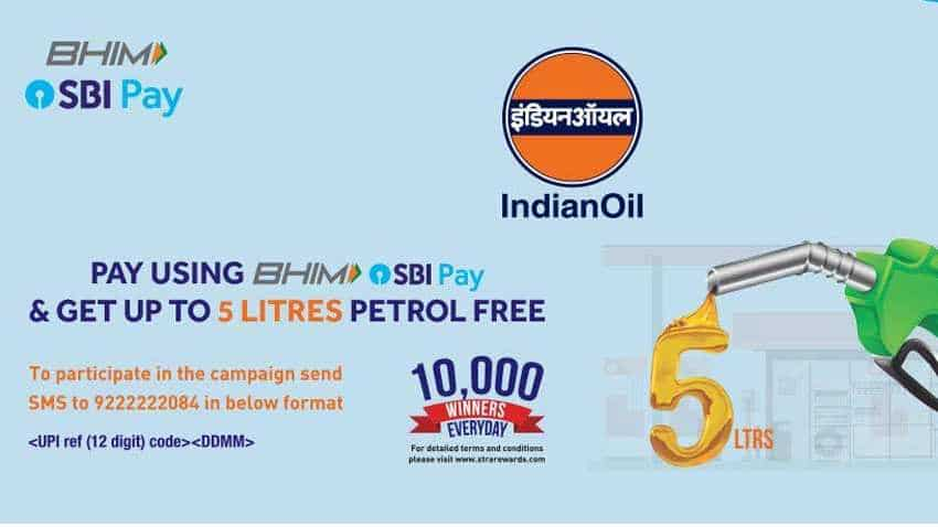 SBI customers, save money! You can get up to 5 litre petrol