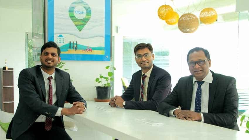 Agri tech startup, CropIn raises 8 mn from Chiratae Ventures, Gates Foundation