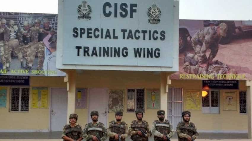 CISF recruitment 2018: Apply for 519 posts Sub-Inspectors; Check details at cisf.gov.in