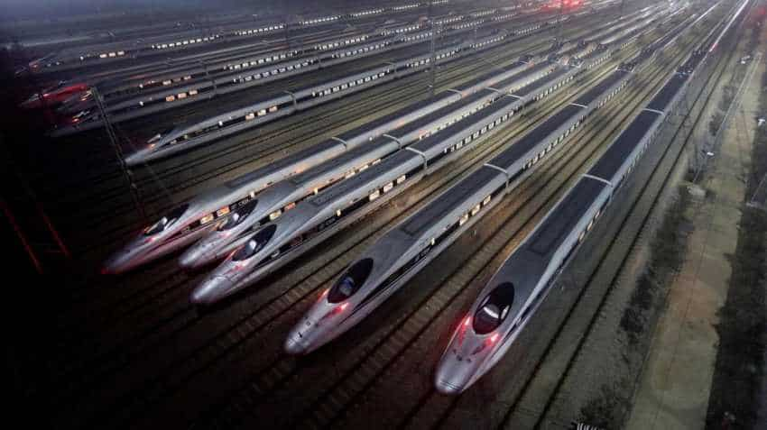 China to build its first undersea tunnel for high-speed trains
