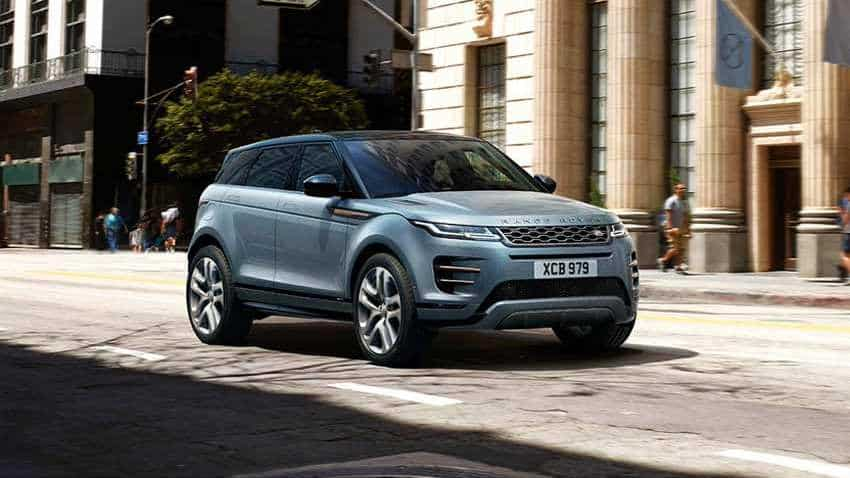 Tata Owned Jlr Launches New Luxury Suv Baby Range Rover Evoque