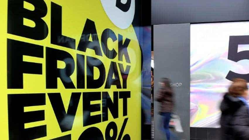 Online festive sale in India flares up on 'Black Friday