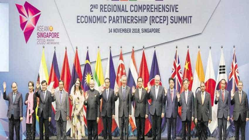 India to press for better deal with China as part of  RCEP negotiations