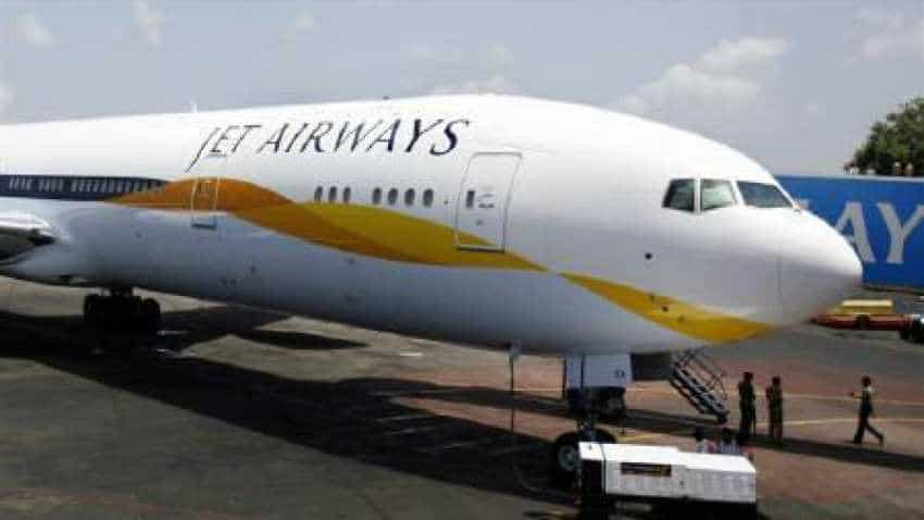 Jet Airways has come into some money? See what it is doing