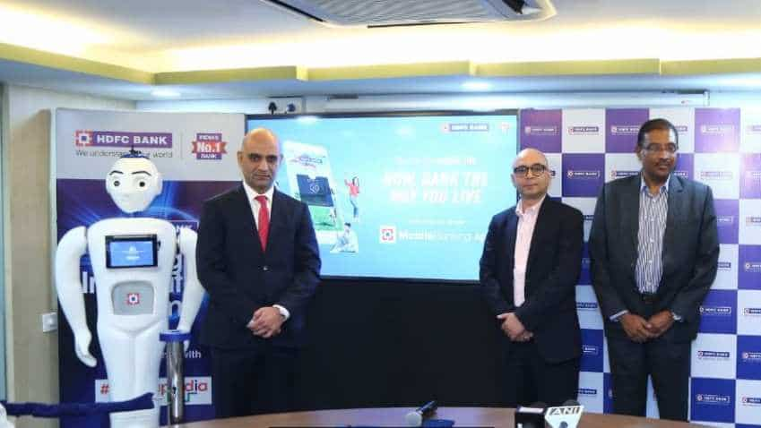 New HDFC Bank mobile banking app with biometric log-in launched; 7 ways you can benefit