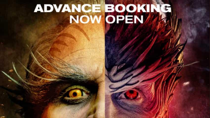 2.0 ticket bookings open; Now, get 50% cashback for Rajinikanth, Akshay Kumar film