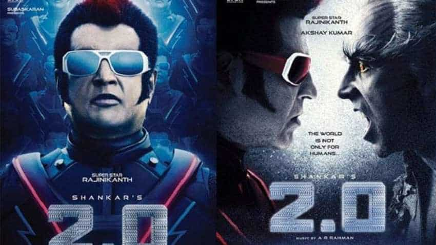 2.0 box office collection: Rajinikanth, Akshay Kumar movie set to grab Rs 25-Rs 30 crore on opening day