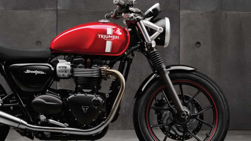 Triumph to launch 6 new bikes in India by June next year