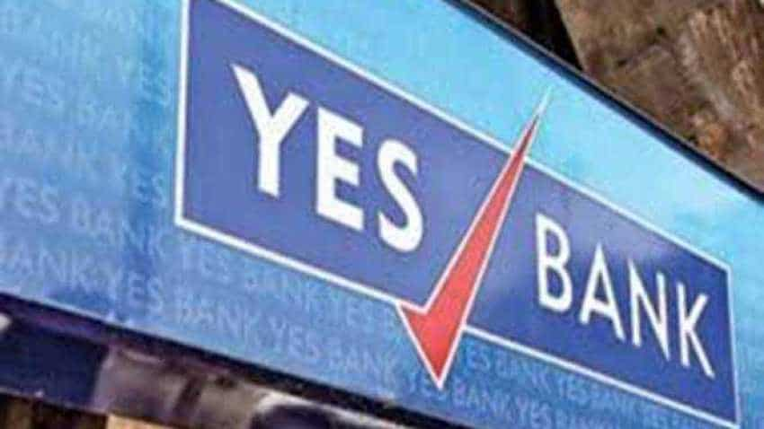 Yes Bank shares dive nearly 12%, m-cap plunges Rs 4,909 cr on ratings downgrade