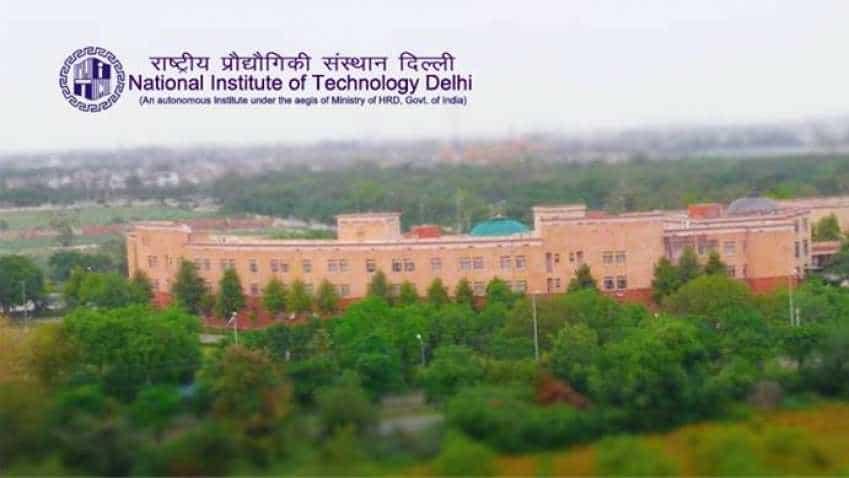 NIT Delhi Recruitment 2018: Get Professors, Associate Professors, Assistant Professor grade I/, grade II government jobs; apply at nitdelhi.ac.in