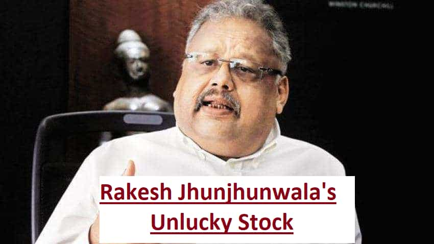 Rakesh Jhunjhunwala lost hefty money in Being Human! A journey of a stock from Rs 188-level to just Rs 34 in 1 year; do you own it too?