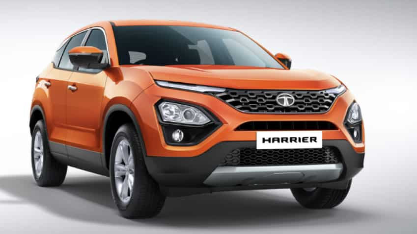 Tata Harrier teaser makes big revelation! This is what the SUV has to offer