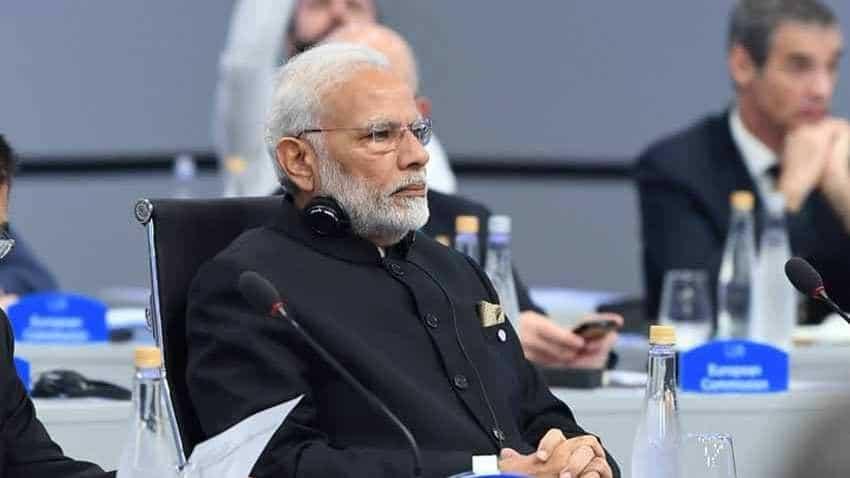 G20: PM Narendra Modi discusses economy, terrorism, fugitive economic offenders