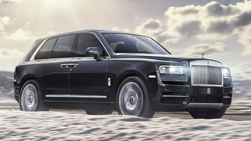 Rolls-Royce Cullinan launched in India priced at Rs 6.95 cr; here are features, specs and more