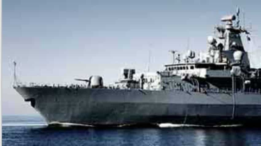 Punitive action against Reliance  Naval Engineering, Navy encashes bank guarantee in vessel deal