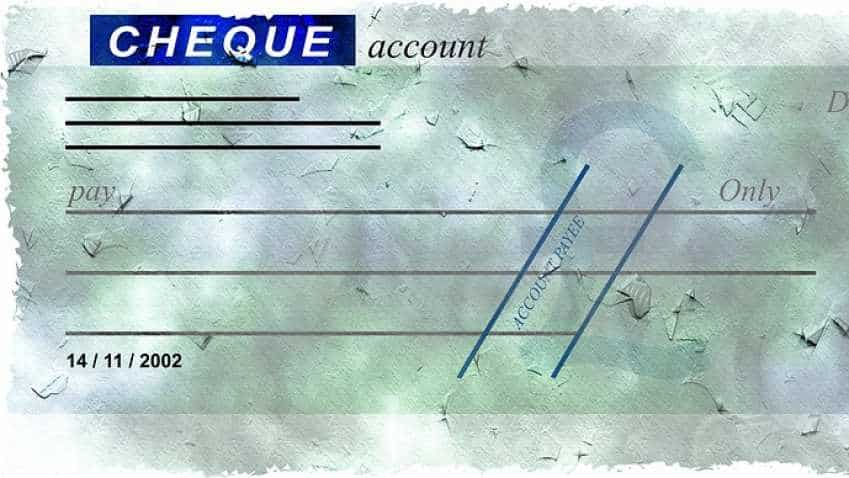 'Death' of this Cheque! SBI, HDFC, PNB, ICICI, BoB, other bank customers - These to become INVALID