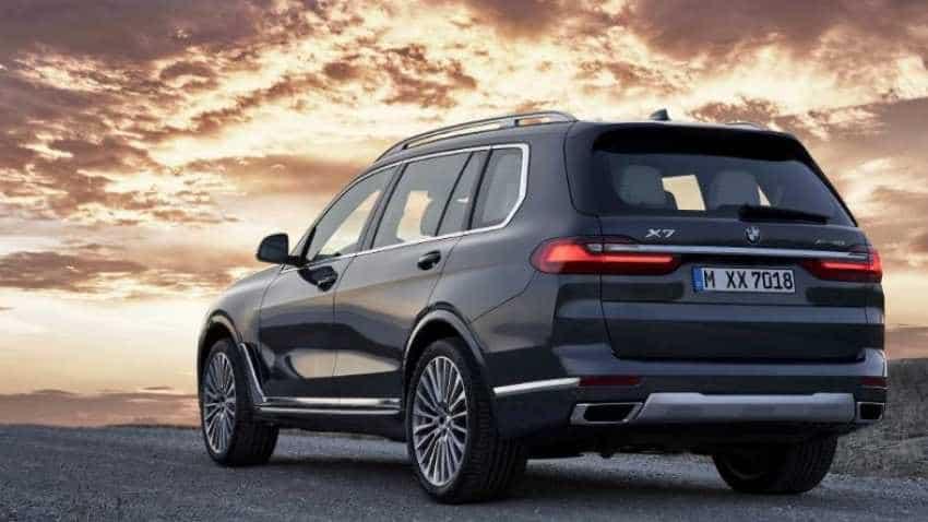 Bmw Redefines Luxury X7 2019 Zee Business