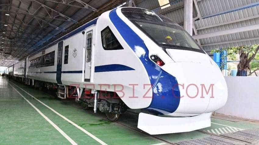 Wow! Indian Railways makes engineless Train 18 fire-proof!