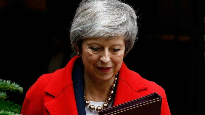 British PM Theresa May's government faces contempt vote over Brexit legal advice