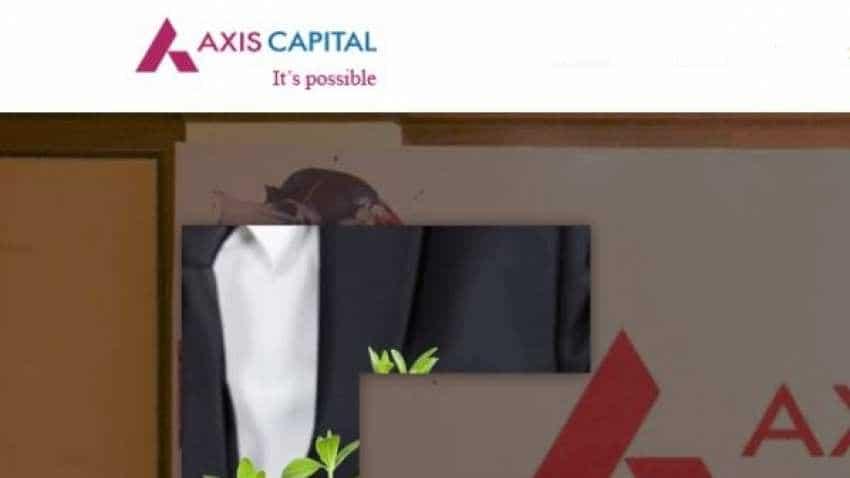 Axis Capital CEO Dharmesh Mehta steps down