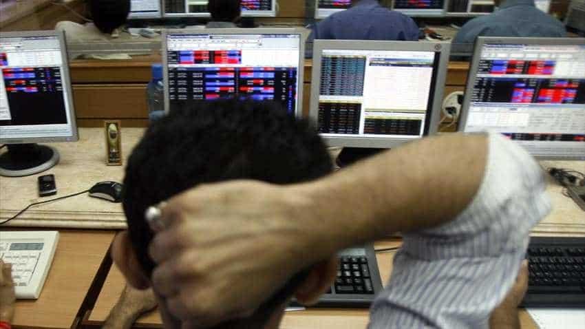 Sensex tumbles 200 points ahead of RBI policy meet