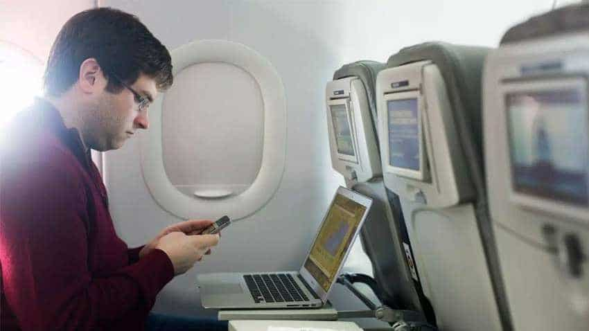 Flyers alert! Taking smartphone on plane? Beware! Don't do this