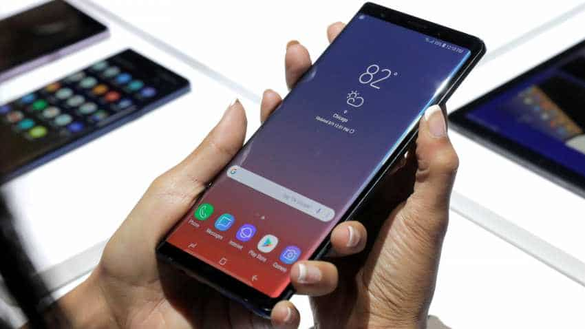 Samsung Galaxy S9+, Galaxy Note 9 unveiled in new colour variants in India; Check cash back, exchange offer