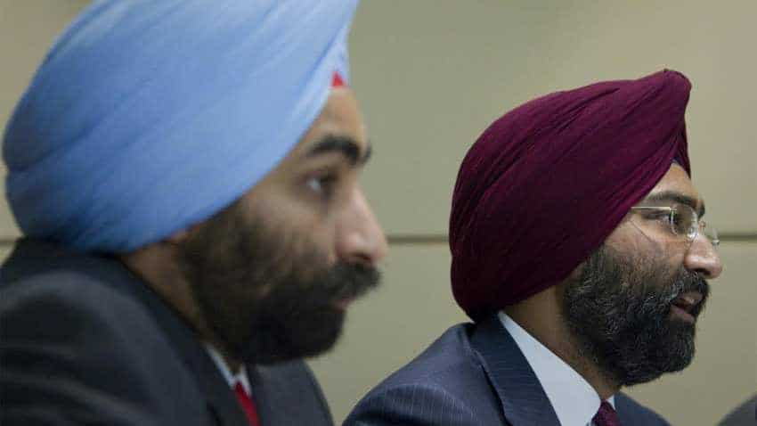 Feuding Fortis brothers Malvinder Singh and Shivinder Singh accuse each other of assault