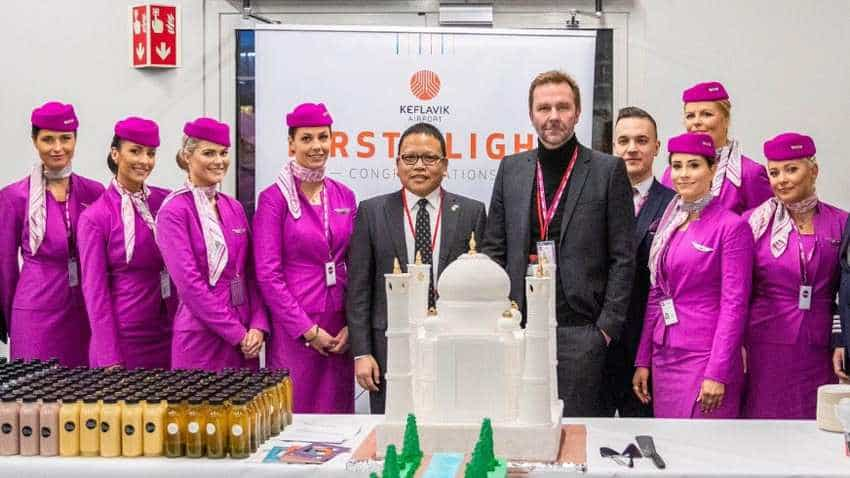 WOW Air launches flights from Delhi to Reykjavik-Keflavik Airport in Iceland