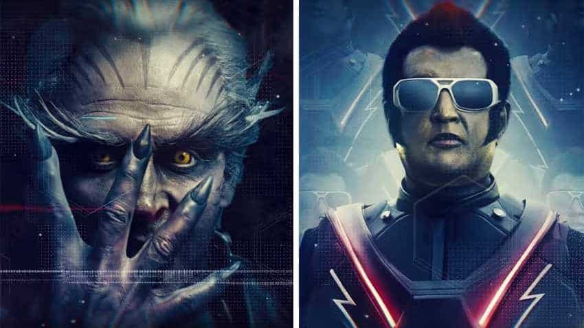 2.0 Box Office Collection update: Superstar Rajinikanth film needs to earn Rs 600 crore; here's why