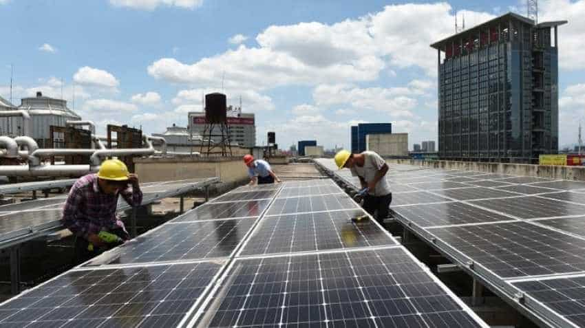 Nabard signs $100 mn agreement with Green Climate Fund to boost solar power