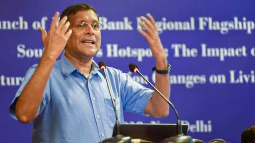 Demonetisation threw up political, economic puzzles: Arvind Subramanian