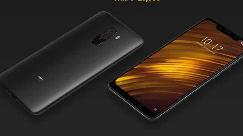Xiaomi Poco F1 gets permanent price cut in India after big achievement
