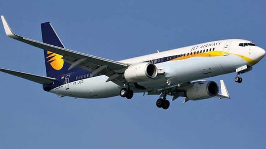 Jet Airways tumbles 7% on Icra rating downgrade