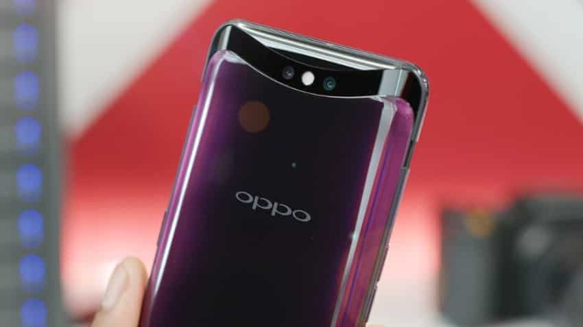 OPPO unveils 5G prototype of Find X smartphone