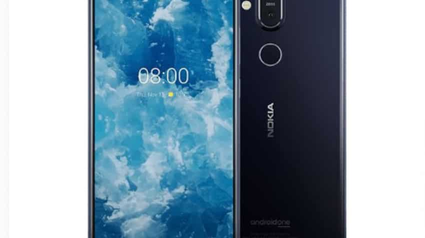 Nokia 8.1 with PureDisplay screen technology now in India