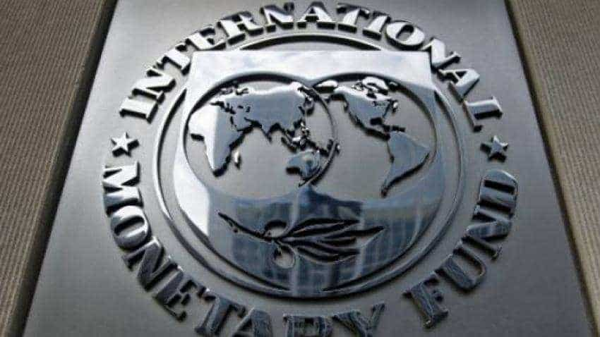 IMF warns storms clouds gathering for global economy