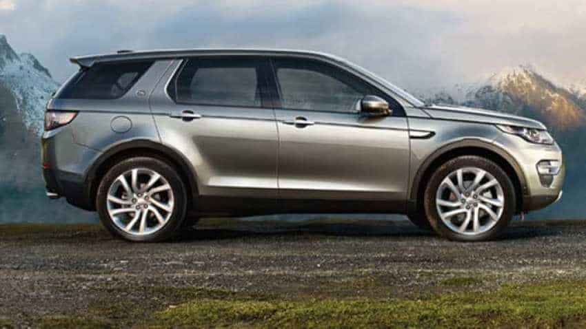 Jaguar Land Rover drives in updated Discovery Sport in India at Rs 44.68 lakh