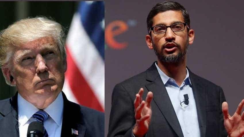 Why googling 'idiot' brings up Donald Trump's photos, Congresswoman asks CEO Sundar Pichai