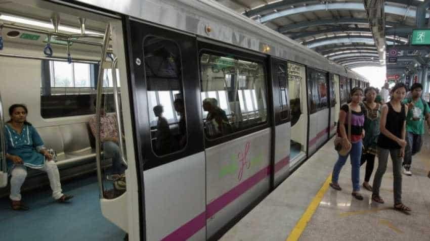 Bengaluru Metro pillar develops cracks, trains slowed down