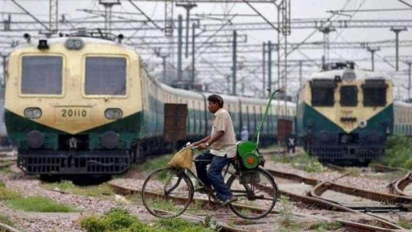 In a first, Indian Railways start work under MGNREGA scheme