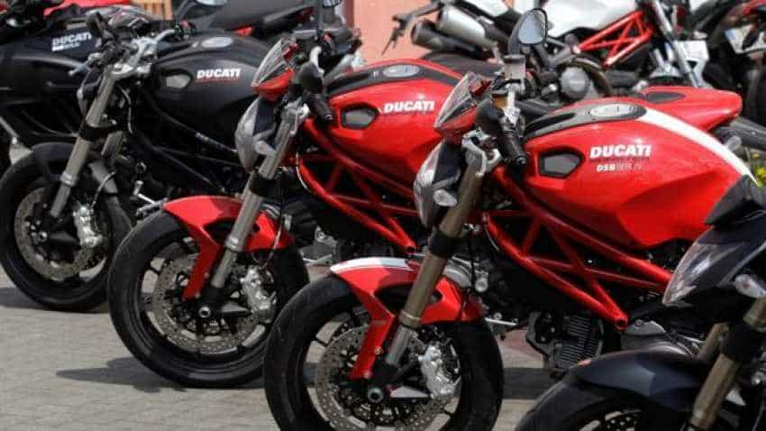 Ducati becomes affordable: Italian superbike maker enters pre-owned bike market in India